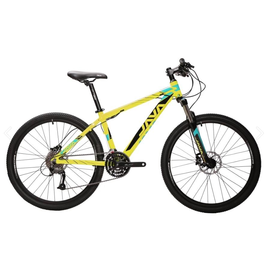 จักรยานเสือภูเขา java moka2