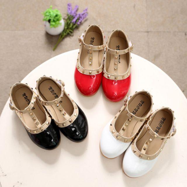 รองเท้าคัชชูเด็ก เบอร์ 21-30