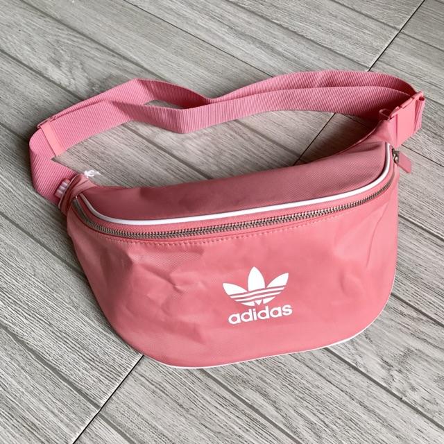 Hot Deal Adidas PRIDE BUM BAG Pink ของแท้  ราคาดีที่สุด - เท่านั้น ... a5f9e53f1aad7