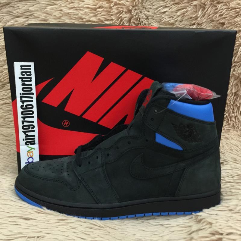 ujune   NIKE Air Jordan 1 OG Royal AJ1 รองเท้ากีฬา  560590e578