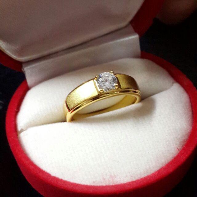 แหวนทอง งานอิตาลี่แท้ [ราคาปกติ 1,890บาท]