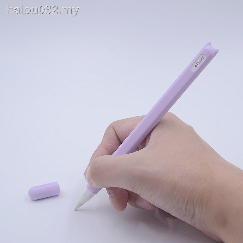 ปากกาทัชสกรีนสําหรับ Apple Pencil Pen Cap 1 / 2