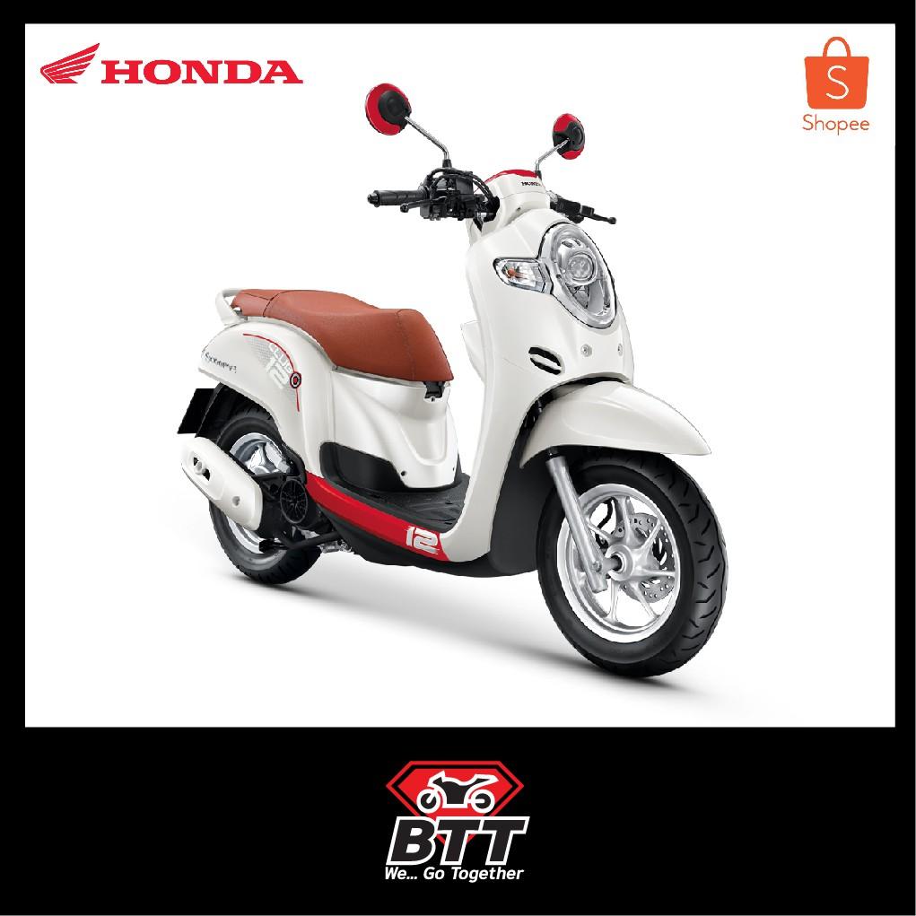 BTT Commercial - HONDA Scoopy i ; CLUB12