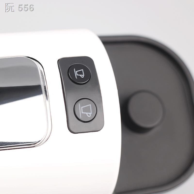 ✤☍เครื่องชงกาแฟแคปซูล Douya เครื่องชงกาแฟอัตโนมัติขนาดเล็กที่บ้าน เครื่องทำเครื่องดื่มสำนักงานพร้อมกาแฟ 20 แคปซูล