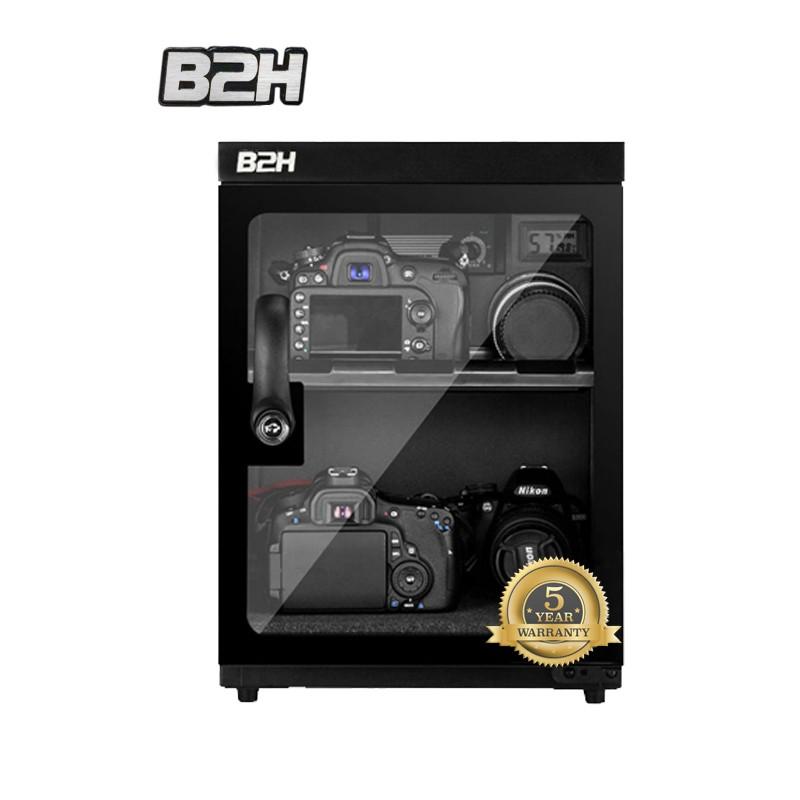 B2H DRY CABINET ตู้กันชื้น รุ่น BH-30C (Manual) Black