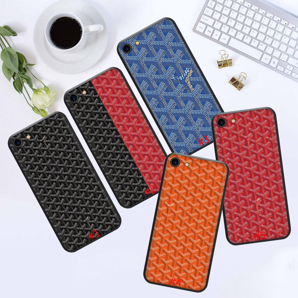 เคสโทรศัพท์มือถือพิมพ์ลาย Goyard สําหรับ Realme 5 I 5 S Xt X 2x50 C 2 C 3 6 Pro