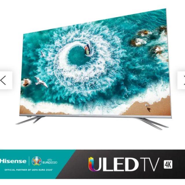 """Hisense Smart ULED 4K TV 55-65"""" รุ่น 55-65B8000UW เกรดบี"""