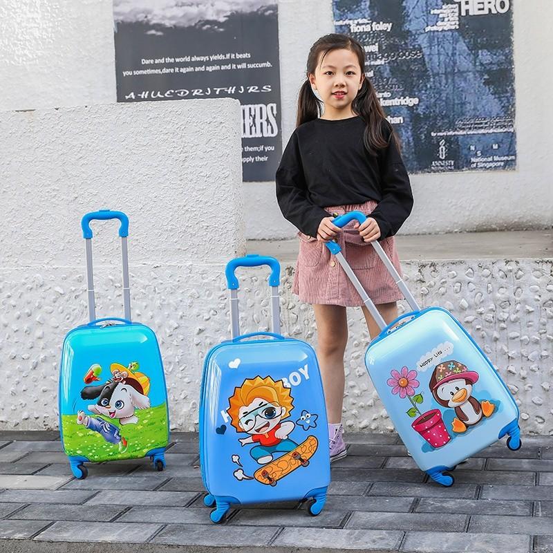 #∮ กระเป๋าเดินทางพกพา  กระเป๋ารถเข็นเดินทางกระเป๋าเดินทางเด็ก กระเป๋าเดินทางเด็กผู้ชายและเด็กผู้หญิงเด็กผู้ชายและเด็กผู้
