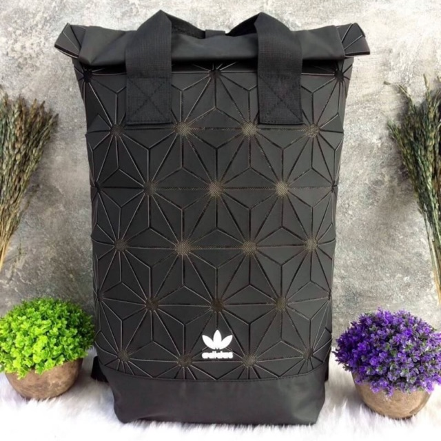 กระเป๋า adidas 3D Roll top backpack