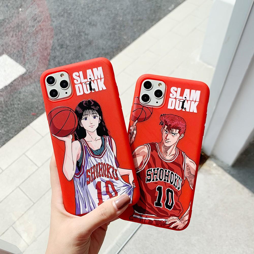 ผมจุดที่สองแอปเปิ้ลโทรศัพท์มือถือสแลมจิ้มจิ้มคู่เปลือกสี TPU เหมาะสำหรับ iPhone11 11Pro 11ProMAX X XR XSMAX iPhone6 / 6S iPhone7 iPhone8 iPhone8 iPhoneSE2020 6plus 7plus 8plus รวมทุกอย่างนิ่มตกต้านทาน