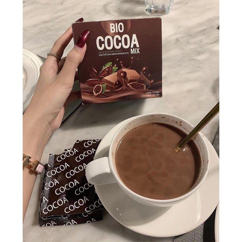 ไบโอ โกโก้/กาแฟ bio cocoa/coffee mix